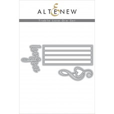 Altenew - Treble Love - Stanze
