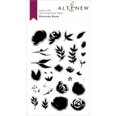 Altenew - Watercolor Blooms - Clear Stamps 4x6