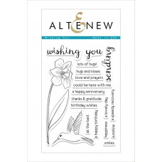 Altenew - Wishing You - Clear Stamps 4x6