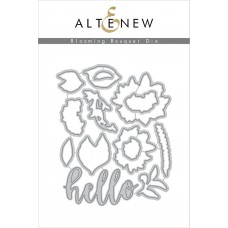 Altenew - Blooming Bouquet - Stanze