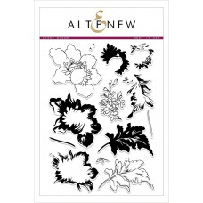 Altenew - Crown Bloom - Clear Stamp 6x8