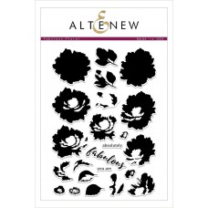 Altenew - Fabulous Floral - Clear Stamp 6x8