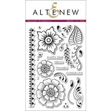 "Altenew - Stempelset 4x6"" - Hennah Elements"