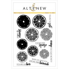 Altenew - Main Squeeze - Clear Stamp 6x8