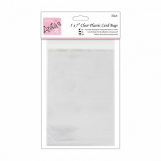 Anitas - Clear Card Bags 5x7