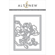 Altenew - Antique Engravings Cover - Stanze