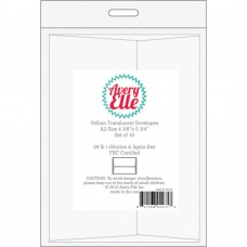 Avery Elle - Envelopes Vellum A2 10/Pkg - Translucent