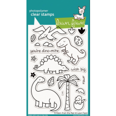 clear stamps lawn fawn critters of the past für scrapbooking & cardmaking