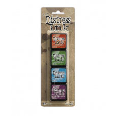 Ranger by tim holtz distress mini ink kit 2