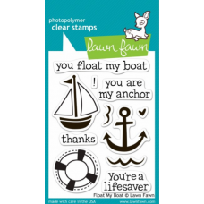 clear stamps lawn fawn float my boat für scrapbooking & cardmakings