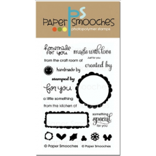 Paper Smooches - Just For You - Clearstamps