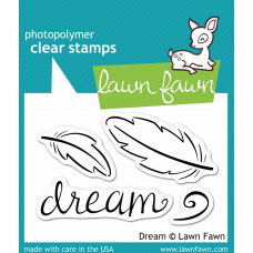 clear stamps lawn fawn dream für scrapbooking & cardmakings