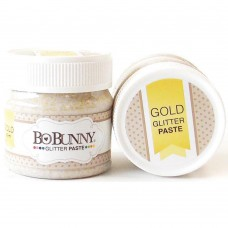 BoBunny - Glitter Paste Gold 50ml