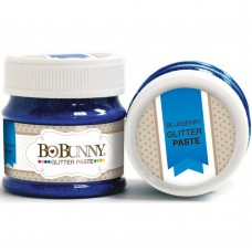 BoBunny - Glitter Paste Blueberry 50ml
