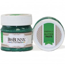BoBunny - Glitter Paste Emerald 50ml