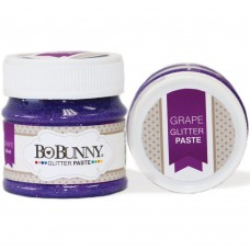 BoBunny - Glitter Paste Grape 50ml
