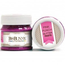 BoBunny - Glitter Paste Pink Punch 50ml
