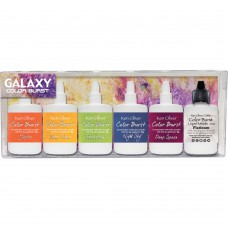Color Burst - Galaxy - Ken Oliver