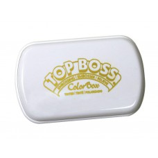 Colorbox - Top Boss - Embossing Pad tinted