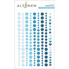 Altenew - Enamel Dots - Cool Summer Night