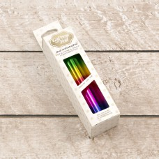 Couture Creations - GoPress and Foil - Rainbow Bands Gradient Mirror Finish 5m