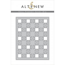 Altenew - Cozy Flannel Cover - Stanze