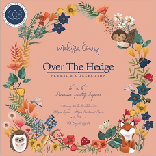 Craft Consortium - Paper Pad Over the Hedge 6x6