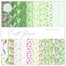 Craft Consortium - Paper Pad Tropical Paradise 6x6