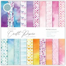 Craft Consortium - Paper Pad Watercolours 6x6