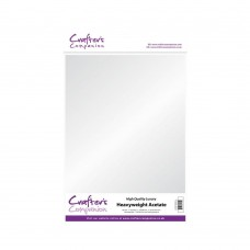 Crafter's Companion A3 Heavyweight Acetate (10 sheets)