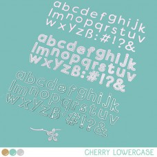 Create A Smile - Cherry Lowercase - Stanzen