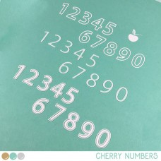Create A Smile - Cherry Numbers - Stanzen