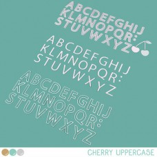 Create A Smile - Cherry Uppercase - Stanzen
