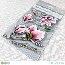 Create A Smile - Magnolia - Clear Stamps 4x6