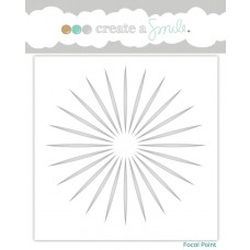Create A Smile - Schablone - Focal Point