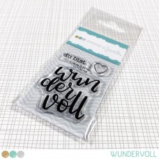 Create A Smile - Wundervoll - Clear Stamps 2x3