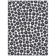 "Darice - Background Embossing Folder 4.25""x5.75"" - Mini Daisy"