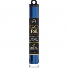 "Deco Foil 6""x12"" - Deep Blue"