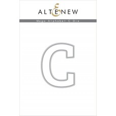 Altenew - Mega Alphabet C - Stanze