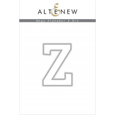 Altenew - Mega Alphabet Z - Stanze