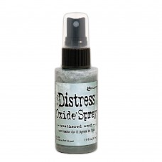 Distress Oxide Spray by Tim Holtz 57ml - Weathered Wood