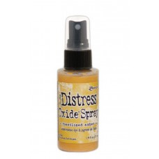 Distress Oxide Spray by Tim Holtz 57ml - Fossilized Amber
