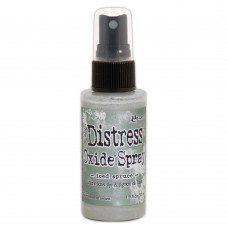 Distress Oxide Spray by Tim Holtz 57ml - Iced Spruce
