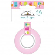 Doodlebug Washi Tape Cool Treats (Rolle mit 12 Yards)