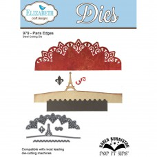 Elizabeth Craft Designs - Paris Edges