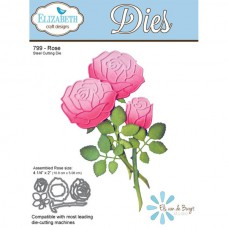 Elizabeth Craft Designs - Rose