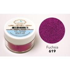 Elizabeth Craft Designs - Silk Microfine Glitter Fuchsia