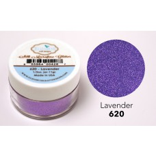 Elizabeth Craft Designs - Silk Microfine Glitter Lavender