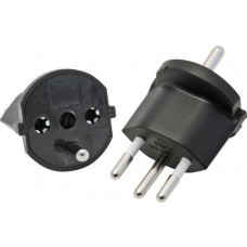 Stecker Adapter EU-CH Permanent