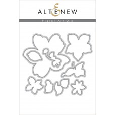 Altenew - Floral Art - Stanze